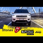 "Jeep Official Sponsor del ""Rolling Stones-No filter 2017�"