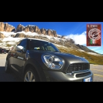 COUNTRYMAN ALL4: La prima MINI All Wheel Drive