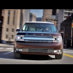 FORD  FLEX  MODEL  YEAR  2012
