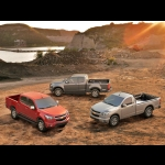 Chevrolet  Colorado  Model  Year  2011