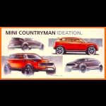 MINI COUNTRYMAN IDEATION