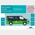 Ford Transit Custom Plug-in Hybrid (2017)