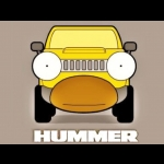 HUMMER  H1  by  Simpson