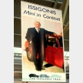Alec Issigonis all'Heritage Motor Centre di Gaydon