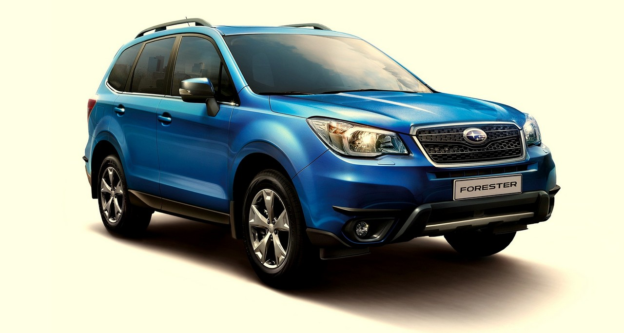 Nuova Subaru Forester Adventure