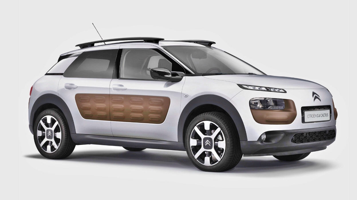citroen c4 cactus inizia la produzione per l 39 italia. Black Bedroom Furniture Sets. Home Design Ideas
