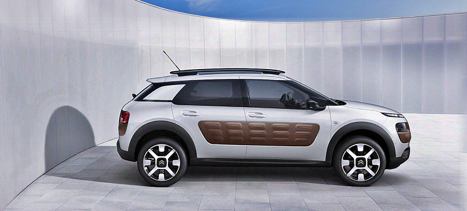 citroen c4 cactus anteprima nazionale a convivio 2014. Black Bedroom Furniture Sets. Home Design Ideas