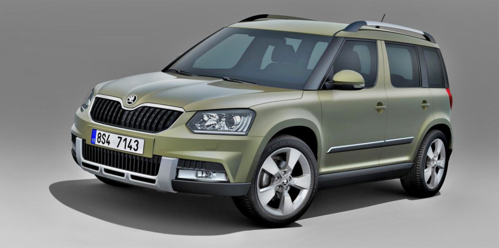 autoruote 4x4 web magazine sulla mobilit 4x4 e sull 39 offroad nuova skoda yeti il suv. Black Bedroom Furniture Sets. Home Design Ideas