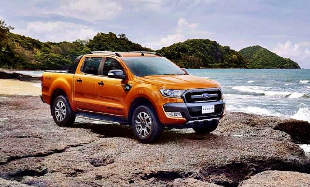Ford Ranger pick-up: 3 nuovi record di eco-driving