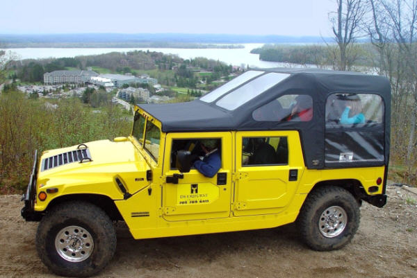 HUMMER TOUR IN CANADA