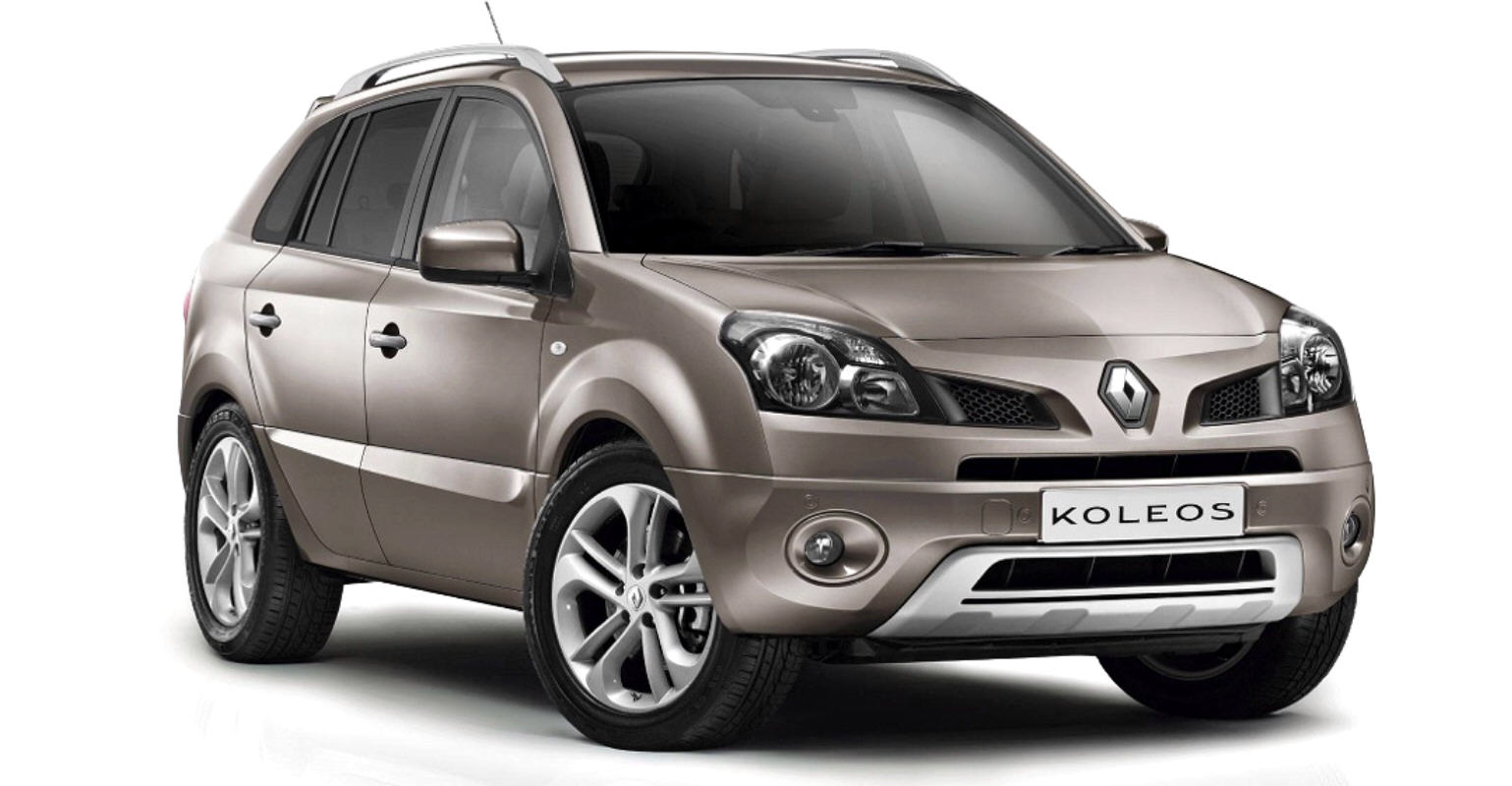 RENAULT KOLEOS MODEL YEAR 2010