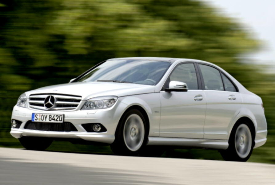 mercedes classe c 250 cdi 4matic blueefficiency. Black Bedroom Furniture Sets. Home Design Ideas