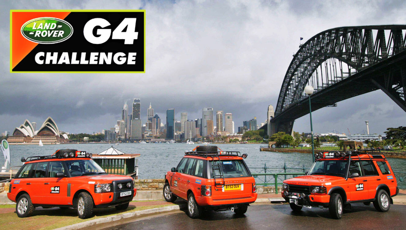 CAPITOLO 60: G4 2003 � Stage 3 � Australia - Photogallery