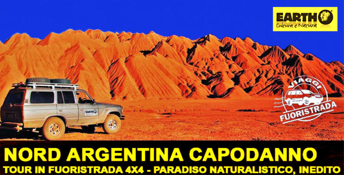 Argentina  in  4x4  by  Earth  Viaggi
