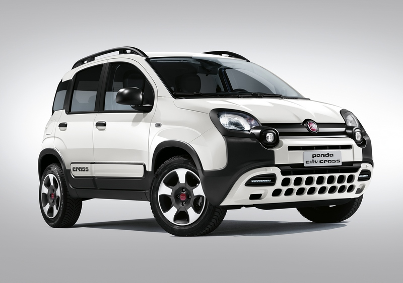 Nuove Panda City Cross e Panda 4X4