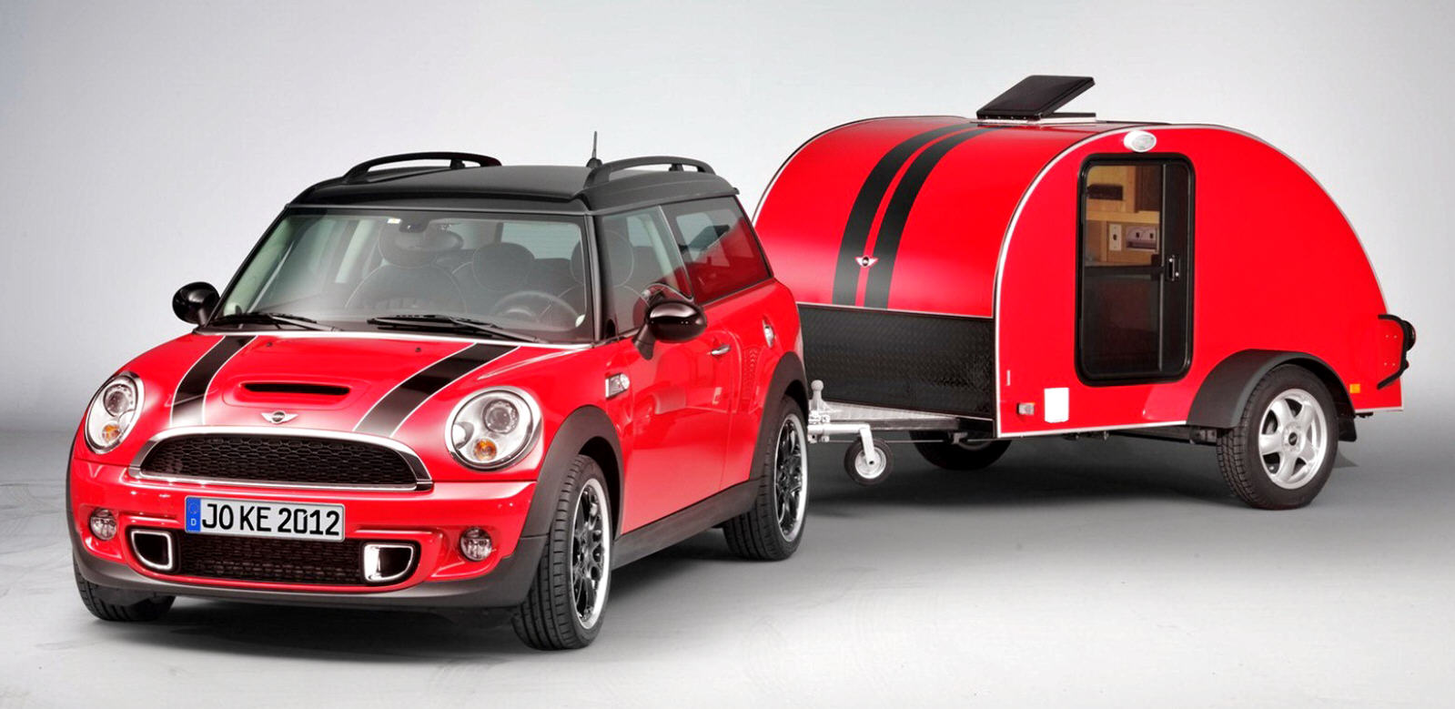 Mini Countryman: Cowley Caravan