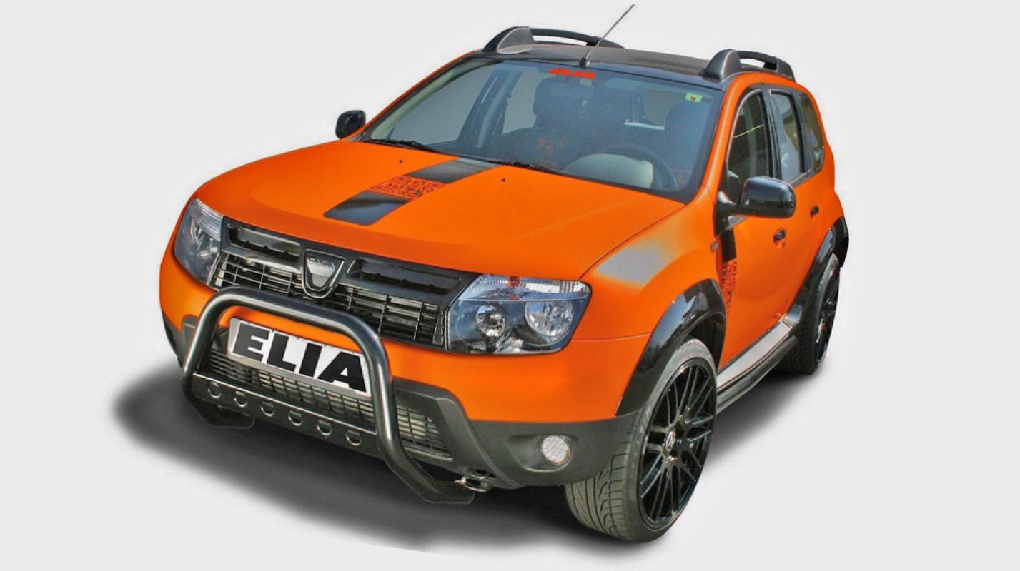 autoruote 4x4 web magazine sulla mobilit 4x4 e sull 39 offroad dacia duster darkster by elia. Black Bedroom Furniture Sets. Home Design Ideas