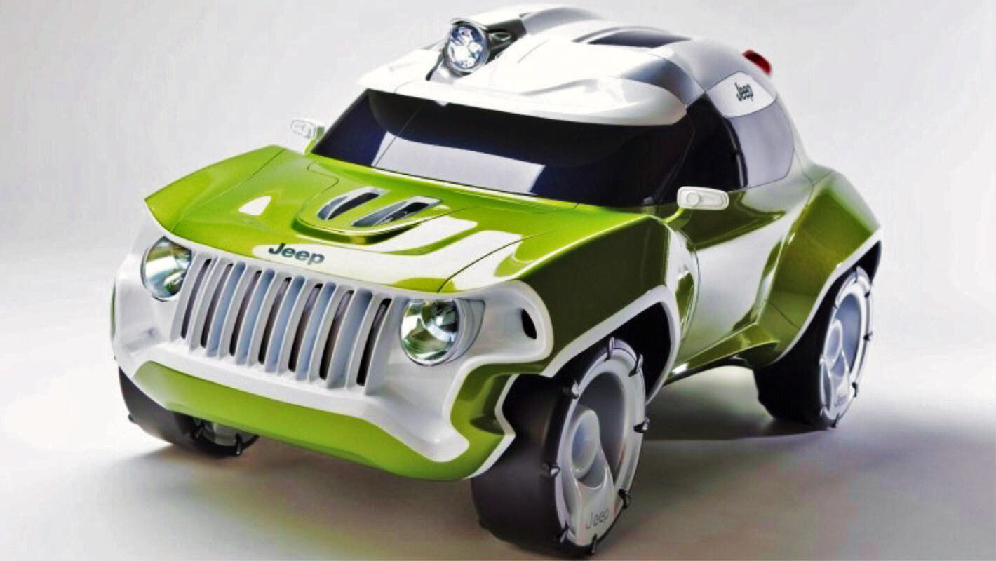 JEEP PYGMY by IED (Istituto Europeo di Design)