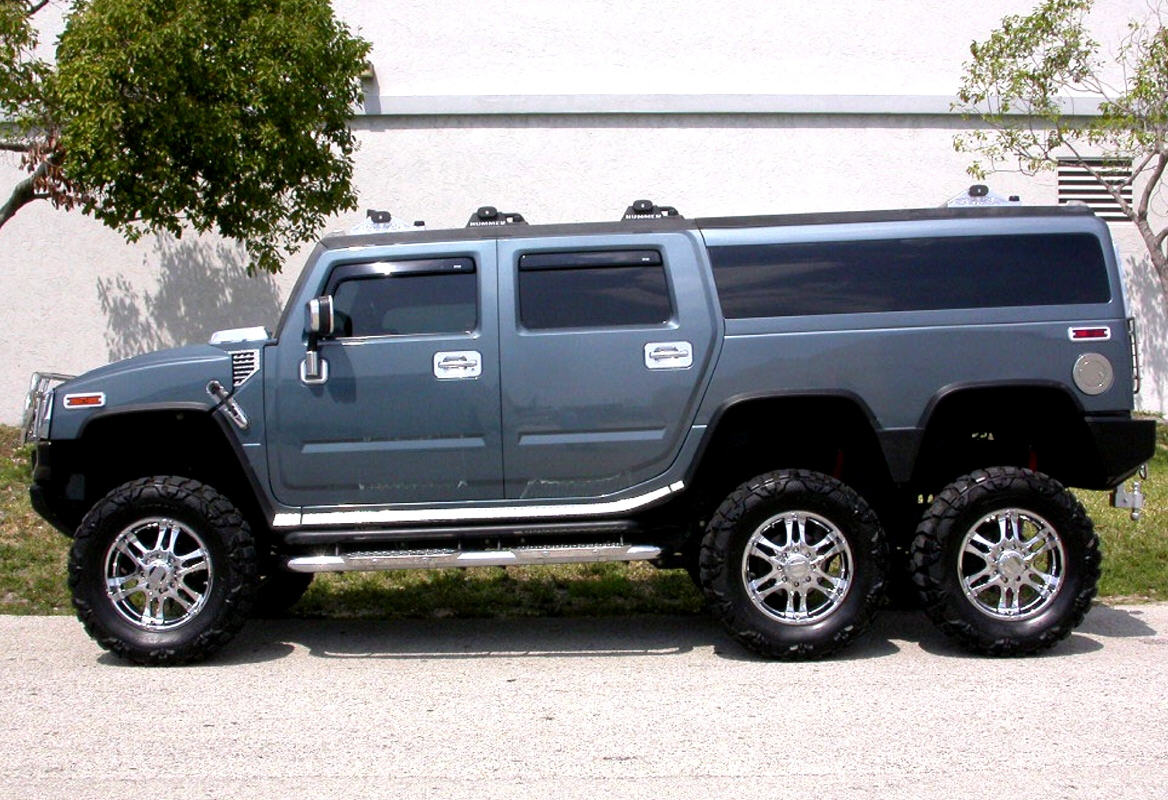 Hummer h2 related imagesstart 0 weili automotive network hummer h2 6x6 players edition vanachro Gallery