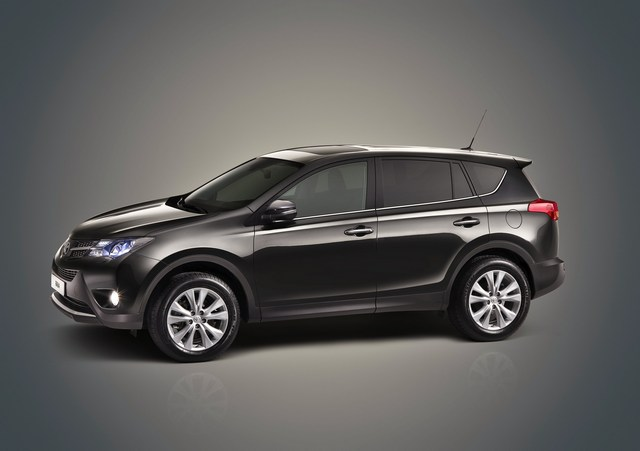 Toyota   RAV4   Model   Year   2013