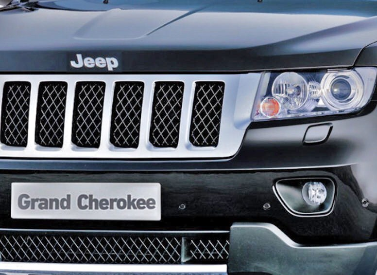 Jeep  Grand  Cherokee  Limited  Tech  2012