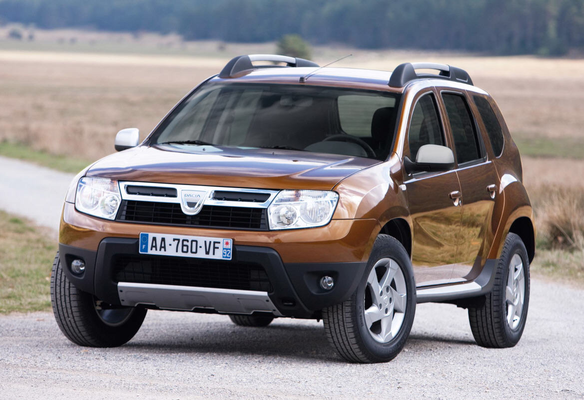 dacia duster 4x4 un successo straordinario. Black Bedroom Furniture Sets. Home Design Ideas