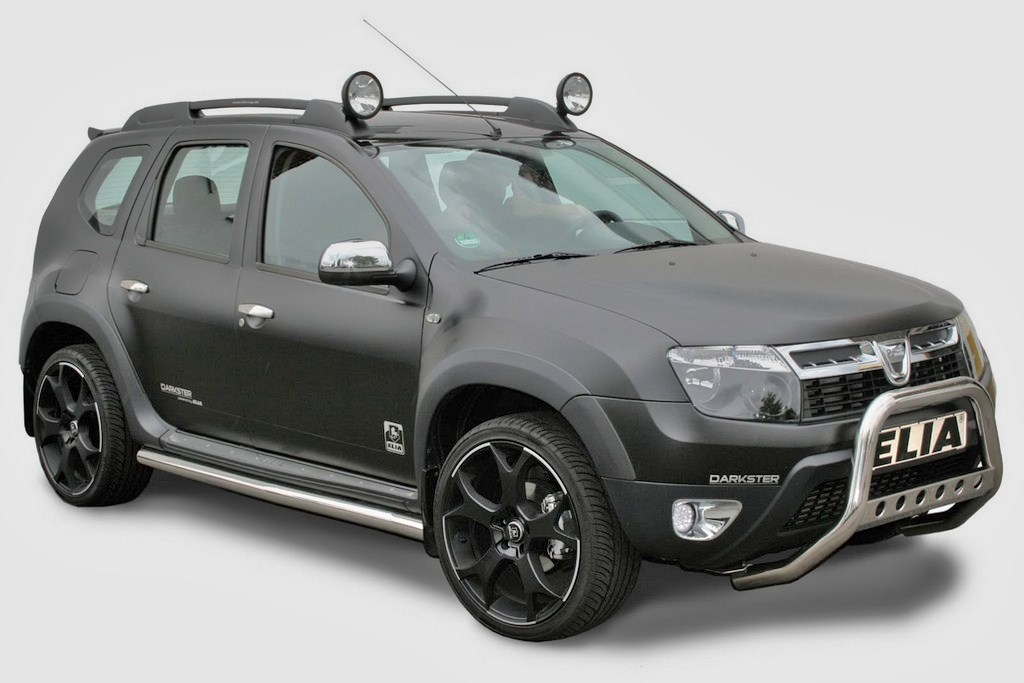 Dacia  Duster  Darkster  by  ELIA