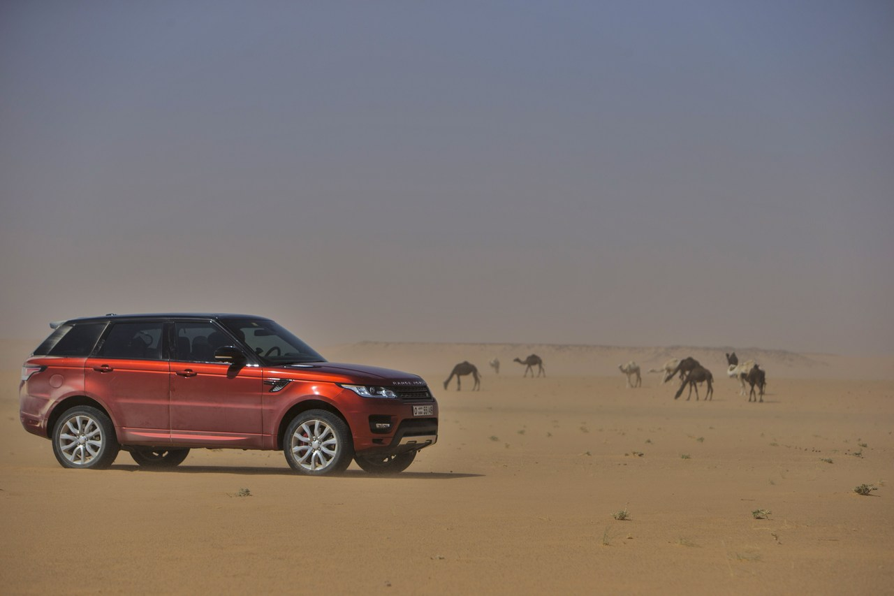 Empty  Quarter  Desert  Crossing  2013