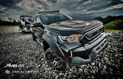 Ford Ranger VR/46 by MS-RT/Carlex Design