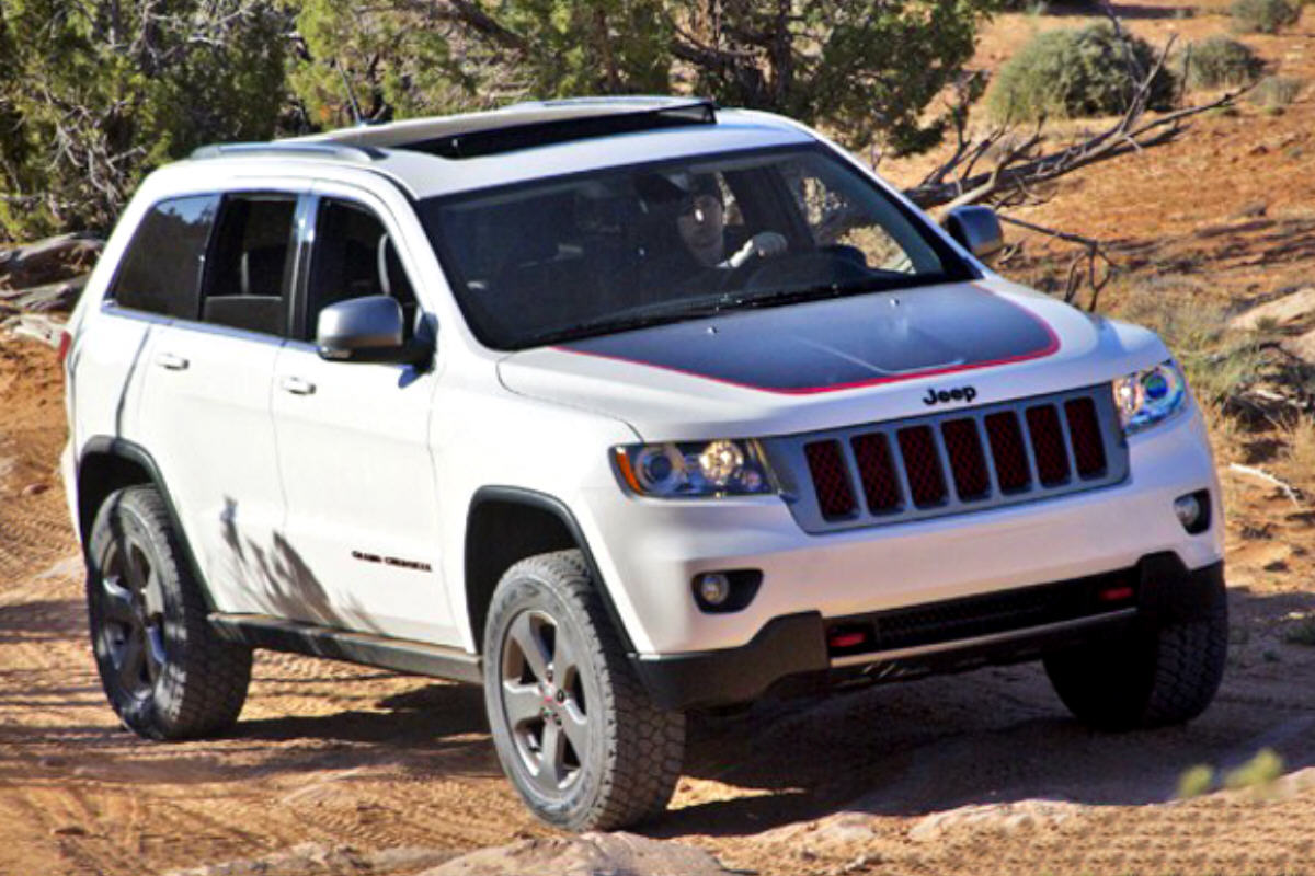 2013 jeep grand cherokee trailhawk review notes autoweek autos post. Black Bedroom Furniture Sets. Home Design Ideas