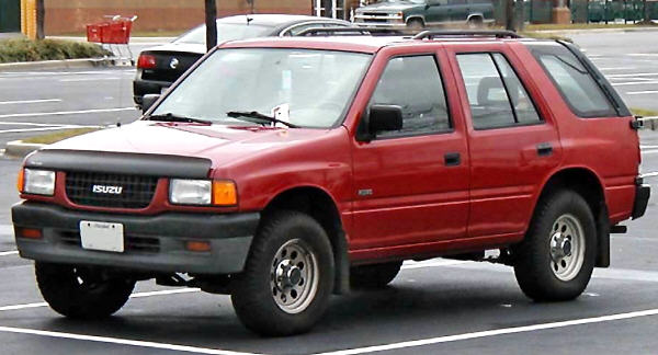 Isuzu Rodeo - 1982