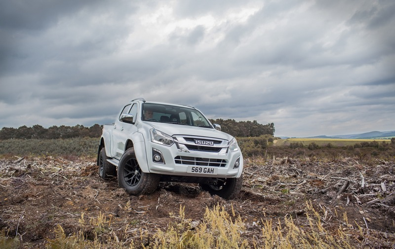 Isuzu D-MAX  MY 2017 by Arctic Trucks