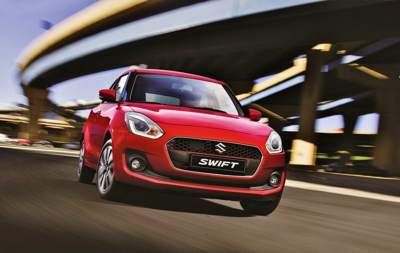 Suzuki SWIFT finalista al World Urban Car 2018