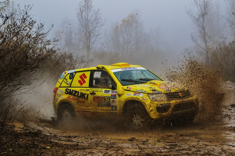 Suzuki al via nel Campionato Italiano Cross Country 2018