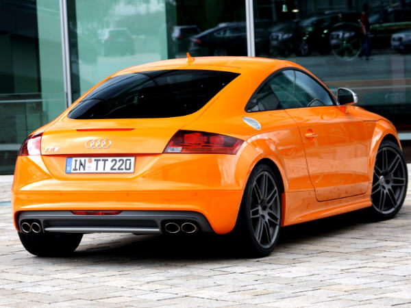 AUDI TTS COUPE MY 2011