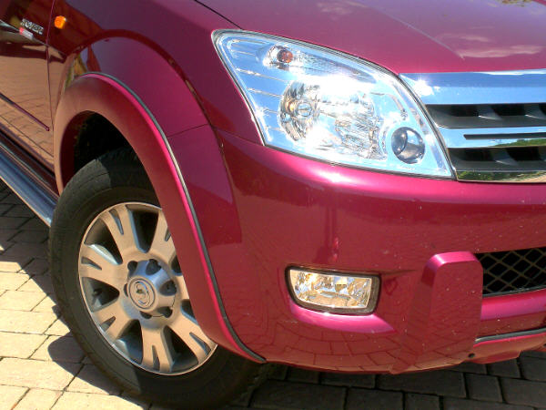 TEST DRIVE: GREAT WALL HOVER
