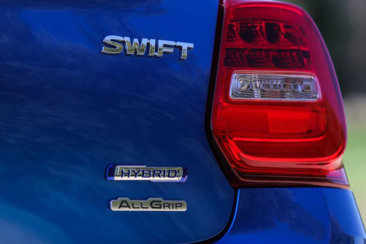 SWIFT 1.2 HYBRID TOP 4WD ALLGRIP al 4x4Fest