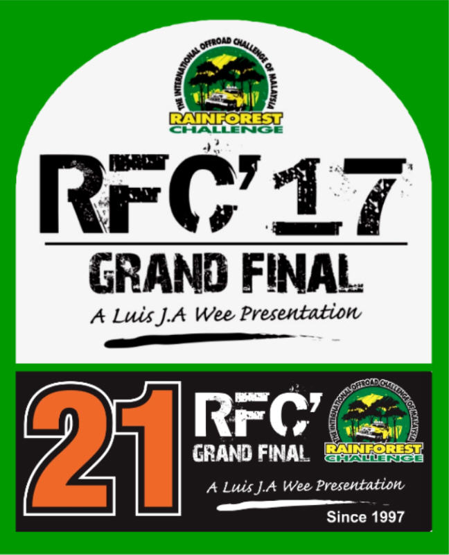 Rainforest Challenge 2017