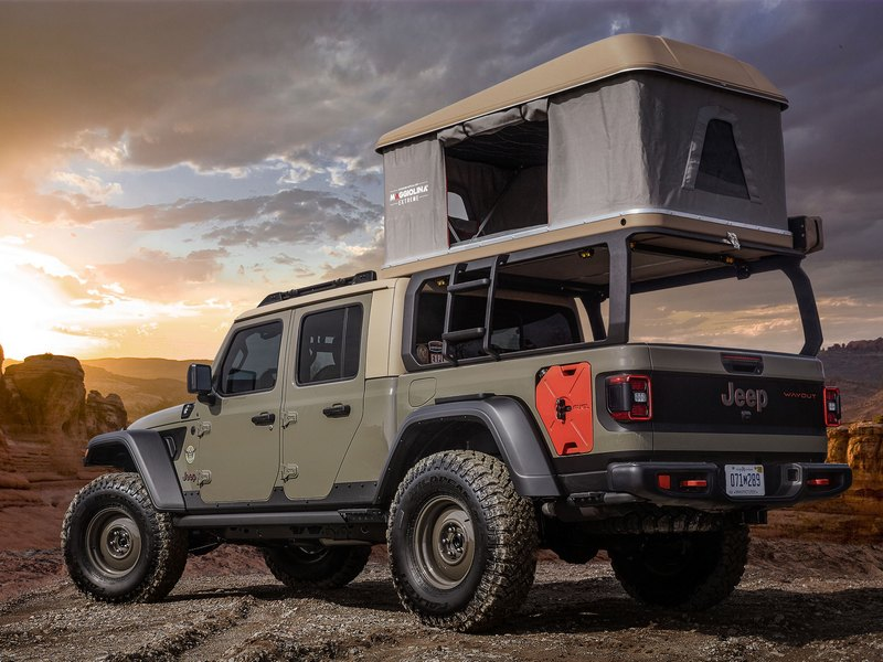Jeep Wayout (Jeep Moab Safari 2019)