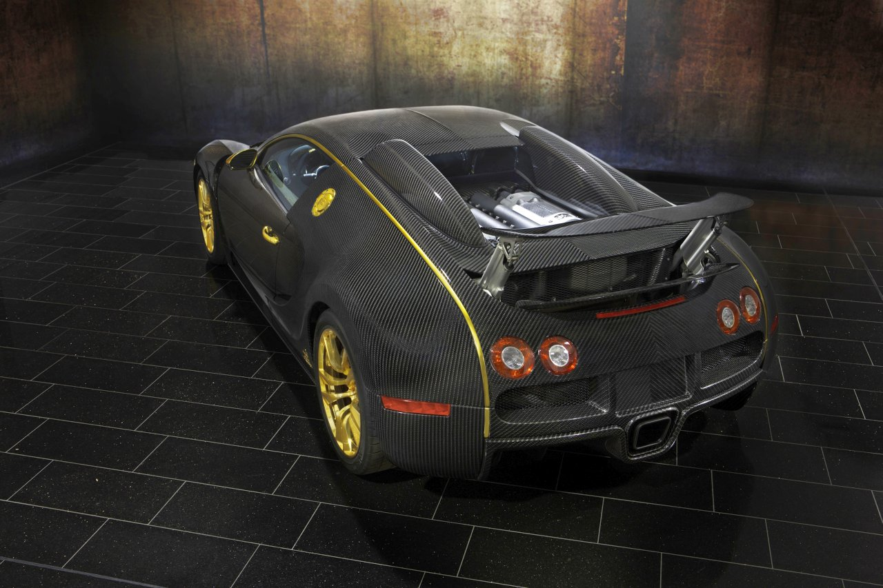 bugatti veyron mansory linea vincero d oro. Black Bedroom Furniture Sets. Home Design Ideas