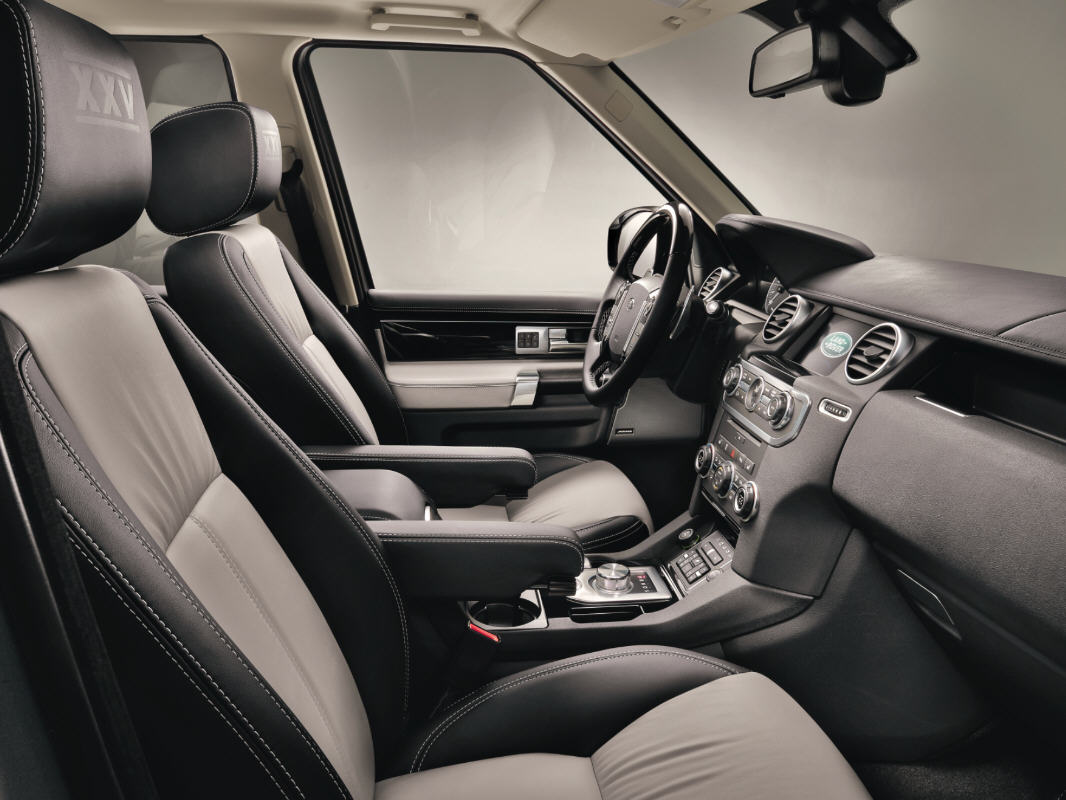 """Land Rover Discovery """"XXV Special Edition"""" 2014"""