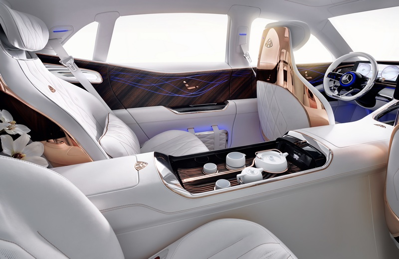 Vision Mercedes-Maybach Ultimate Luxury (Auto China 2018)