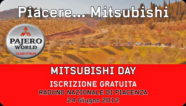 Mitsubishi  Day  by  Pajero  World  Club  Italia