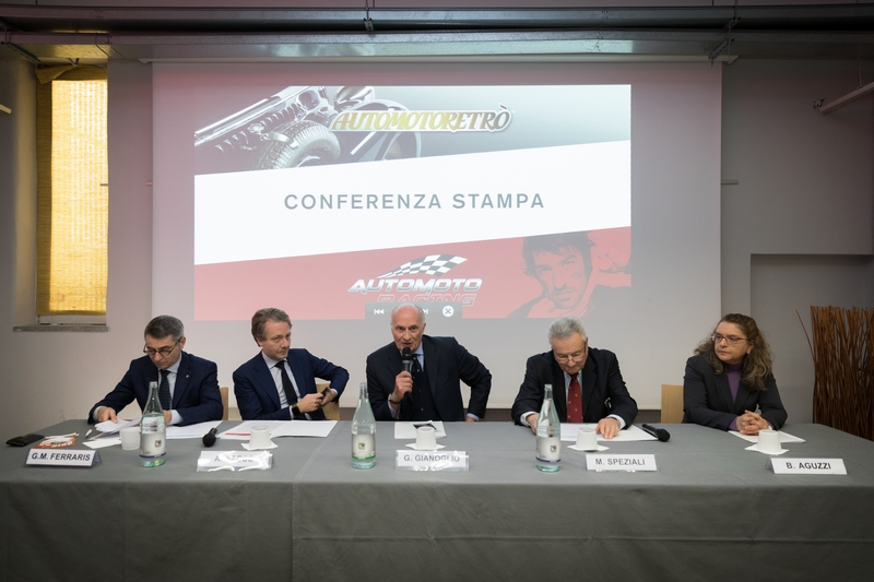 Al via Automotoretrò e Automotoracing 2018