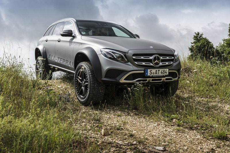 Mercedes-Benz Classe E All-Terrain 4x4²