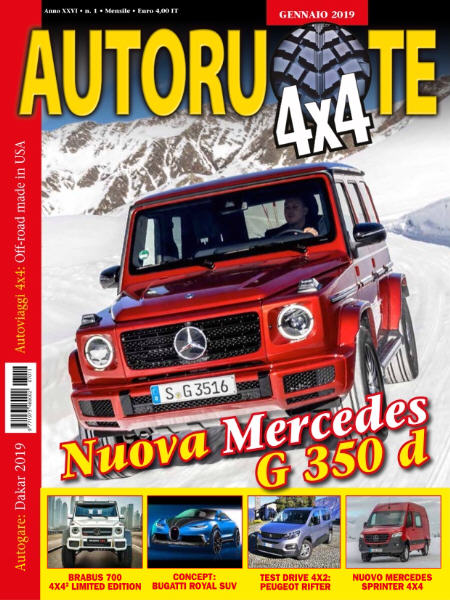 Autoruote 4x4 di DICEMBRE 2019