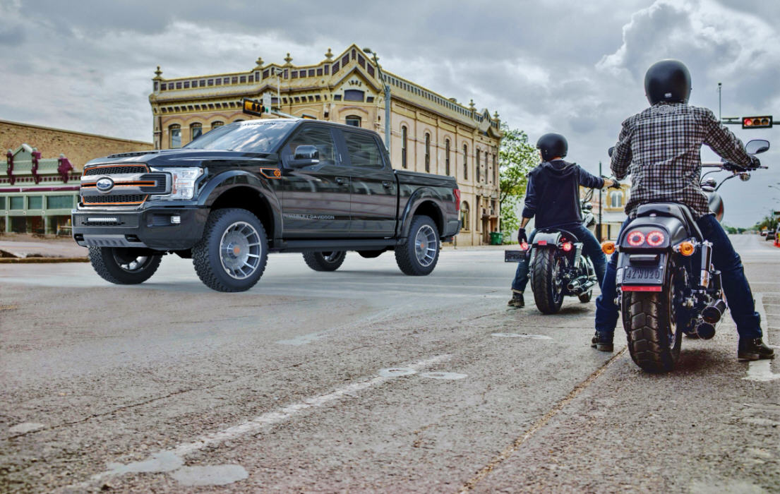 Ford F-150 Harley Davidson by Gruppo CAVAUTO