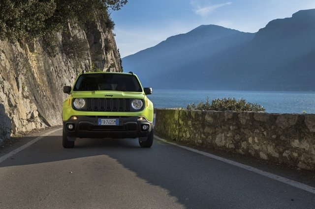 Jeep Renegade GPL 1.4 Turbo 120 CV