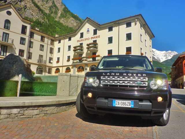 Test Drive: Land Rover Discovery4 3.0 SDV6 HSE