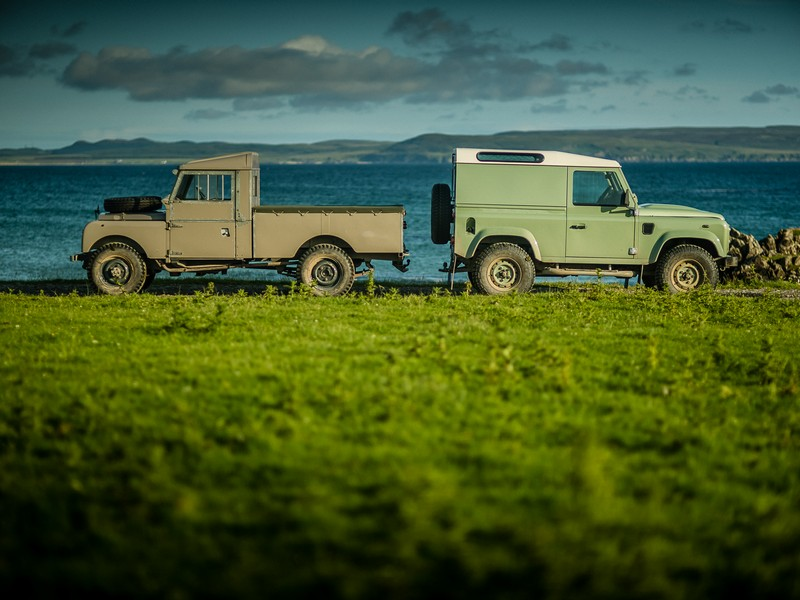 LAND ROVER: Island of Islay 2015